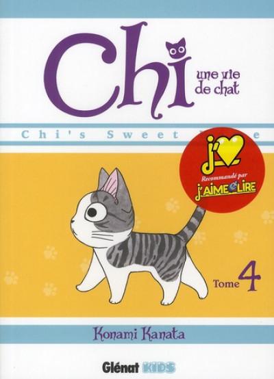 Couverture Chi - une vie de chat tome 4