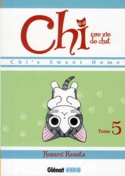 image de Chi - une vie de chat tome 5