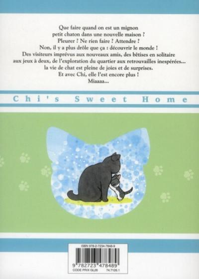 Dos Chi - une vie de chat tome 5