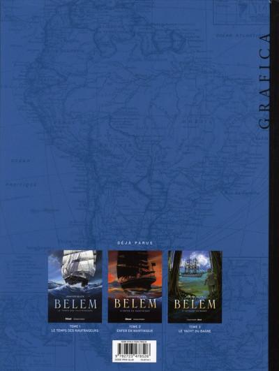 Dos Belem tome 4 - la dernière traversée