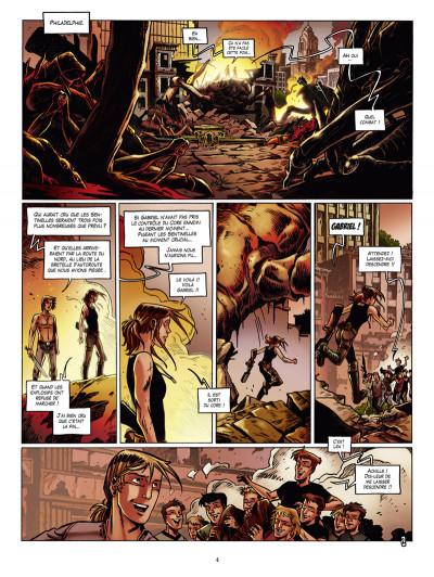 Page 2 H.O.P.E. tome 3 - hybrides