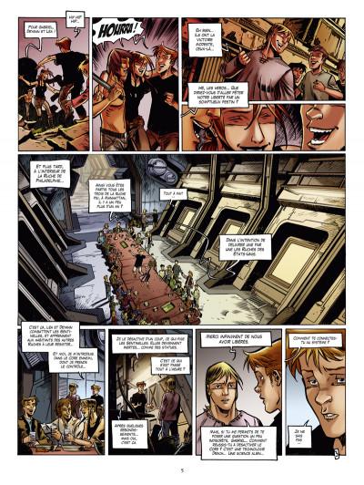 Page 3 H.O.P.E. tome 3 - hybrides