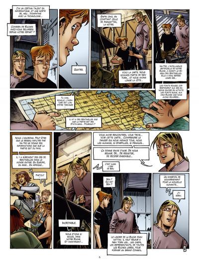 Page 4 H.O.P.E. tome 3 - hybrides