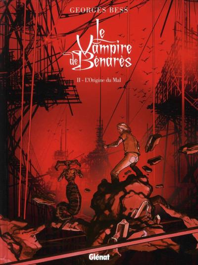 image de le vampire de Bénarès tome 2 - l'origine du mal