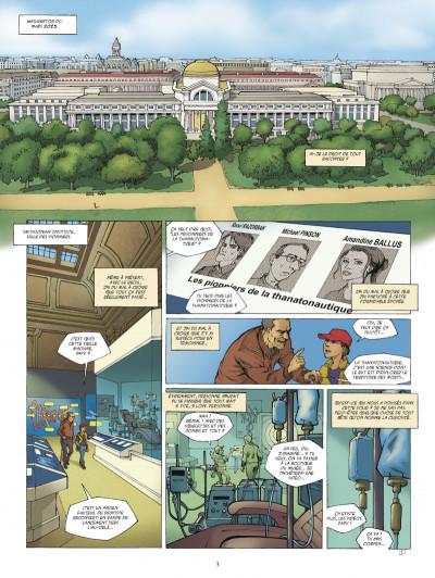 Page 1 les thanatonautes tome 1 - le temps des bricoleurs