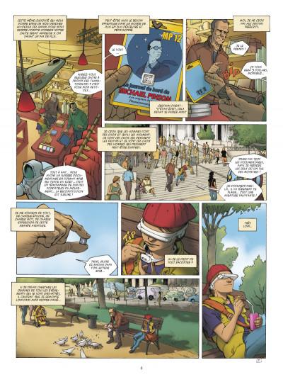Page 2 les thanatonautes tome 1 - le temps des bricoleurs
