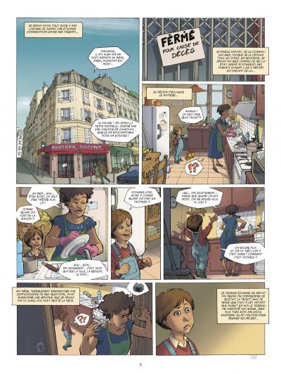 Page 3 les thanatonautes tome 1 - le temps des bricoleurs