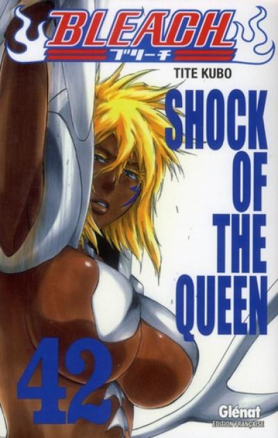 image de bleach tome 42 - shock of the queen