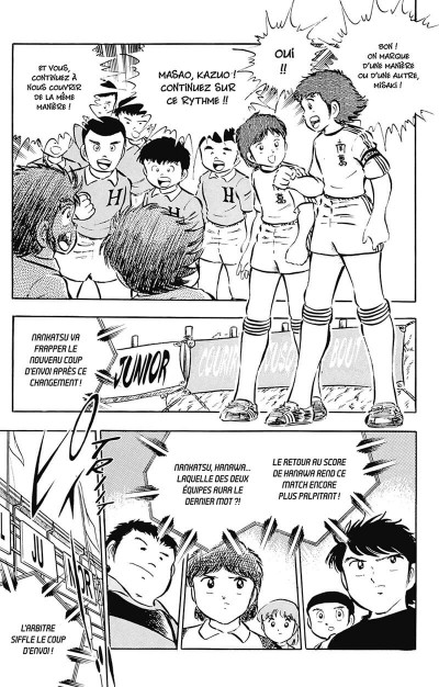 Page 8 captain Tsubasa -  olive et tom tome 6