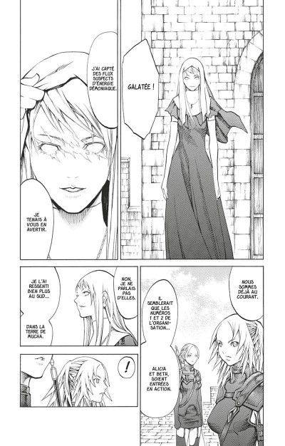 Page 9 Claymore tome 17