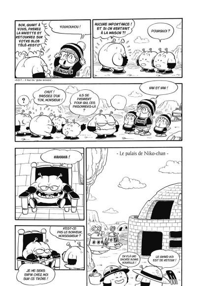 Page 9 dr Slump tome 10 - perfect édition
