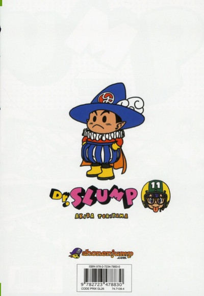 Dr Slump Tome 11 Bdfugue Com border=