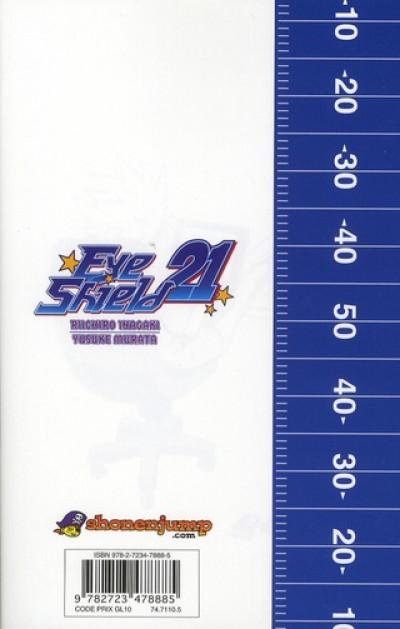 Dos eye shield 21 tome 36
