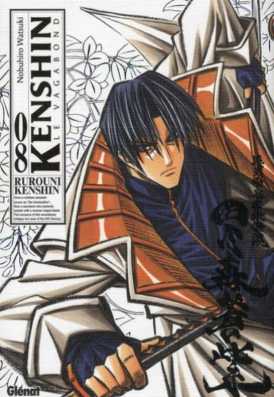 image de Kenshin le vagabond - perfect edition tome 8