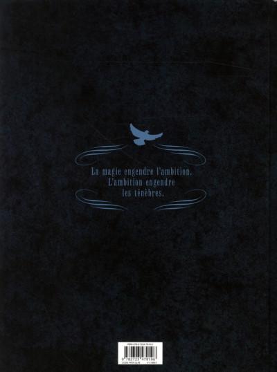 Dos black stone tome 1 - les magiciens