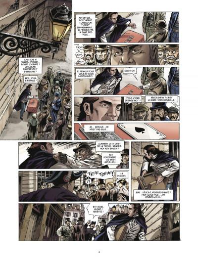Page 2 black stone tome 1 - les magiciens