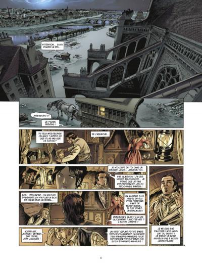 Page 4 black stone tome 1 - les magiciens