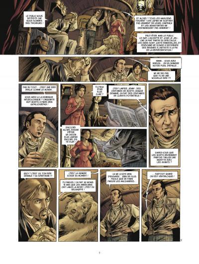 Page 5 black stone tome 1 - les magiciens