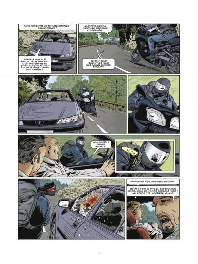 Page 2 le triangle secret - les gardiens du sang tome 4 - ordo ab chao