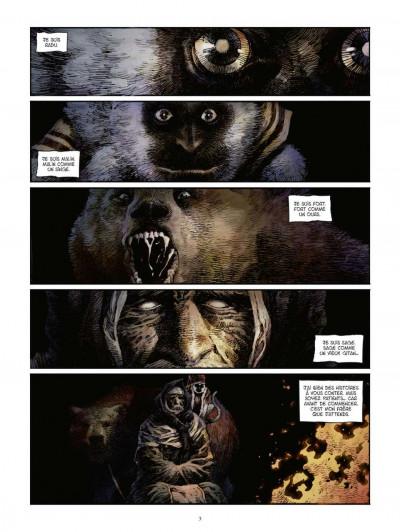 Page 1 les chroniques de Légion tome 3
