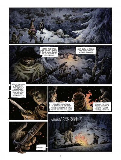 Page 2 les chroniques de Légion tome 3