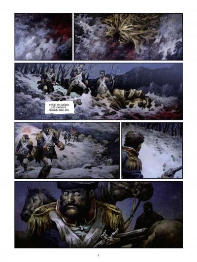 Page 3 les chroniques de Légion tome 3