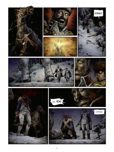 Page 4 les chroniques de Légion tome 3
