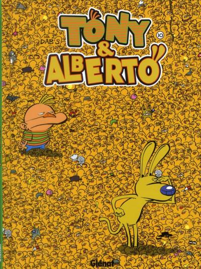 image de Tony et Alberto tome 10 - où est Tony?