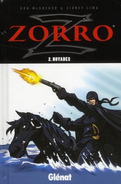 image de Zorro tome 2 - noyade