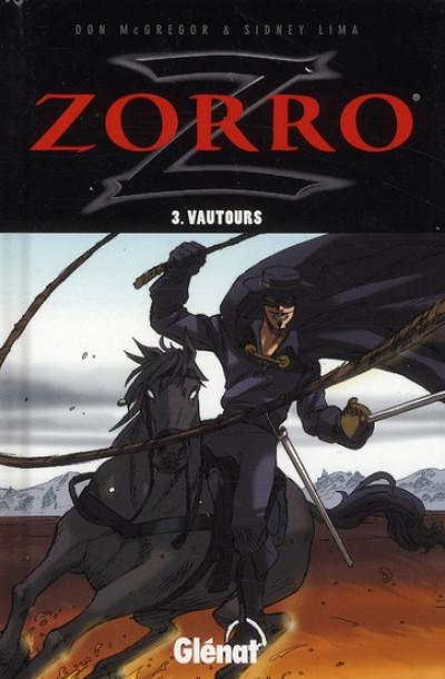 image de Zorro tome 3 - vautours