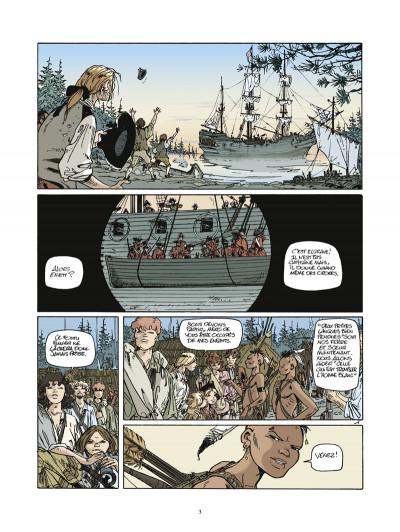 Page 1 nouveau monde tome 2 - la vallée perdue