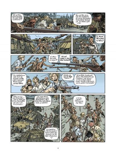 Page 2 nouveau monde tome 2 - la vallée perdue