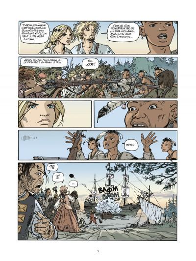 Page 3 nouveau monde tome 2 - la vallée perdue