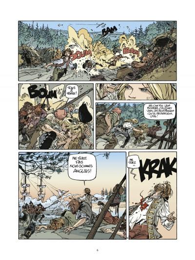 Page 4 nouveau monde tome 2 - la vallée perdue