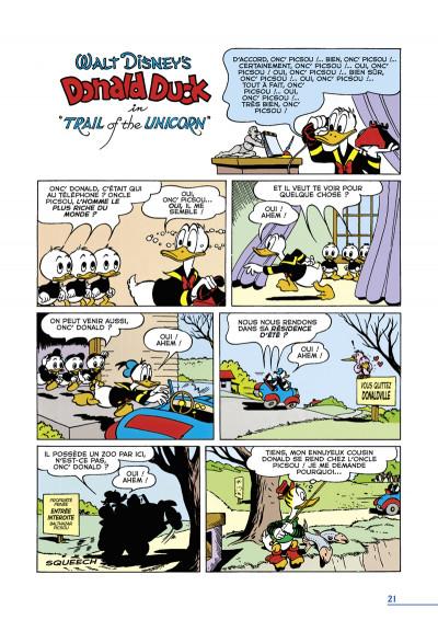 Page 1 la dynastie Donald Duck tome 1 - 1950-1951
