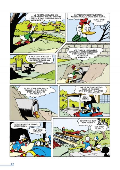 Page 2 la dynastie Donald Duck tome 1 - 1950-1951