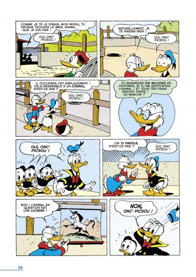 Page 4 la dynastie Donald Duck tome 1 - 1950-1951