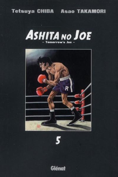 Couverture Ashita no Joe tome 5