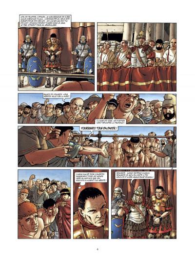 Page 2 les boucliers de Mars tome 2 - sacrilèges