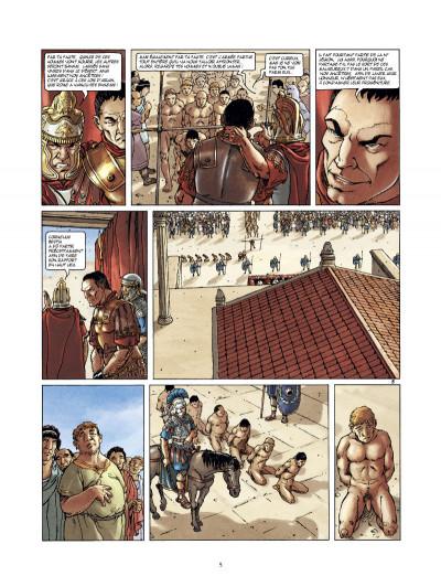 Page 3 les boucliers de Mars tome 2 - sacrilèges