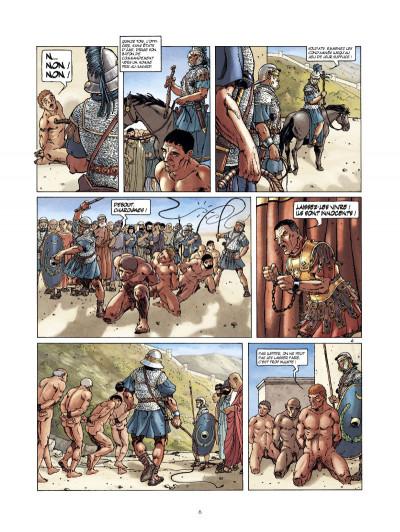 Page 4 les boucliers de Mars tome 2 - sacrilèges