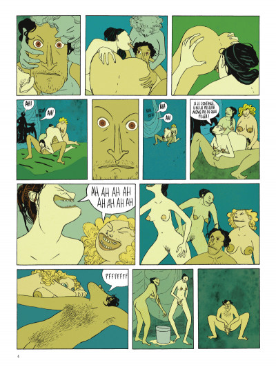 Page 2 la lionne tome 1
