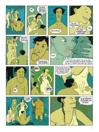 Page 3 la lionne tome 1