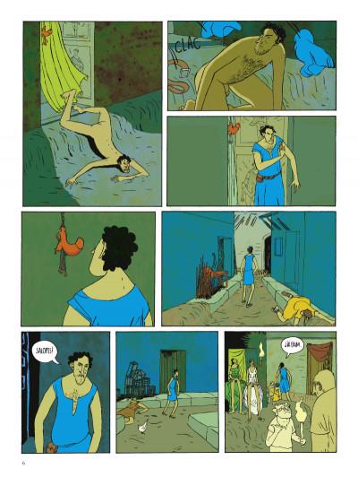 Page 4 la lionne tome 1