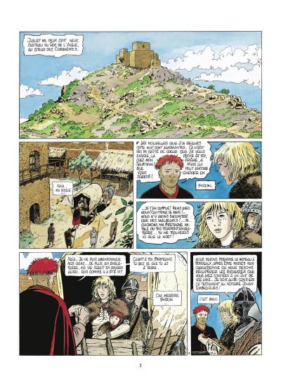 Page 1 mémoire de cendres - intégrale tome 1 à tome 5