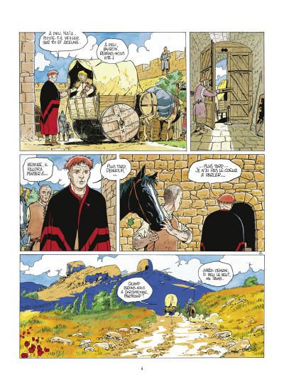 Page 2 mémoire de cendres - intégrale tome 1 à tome 5