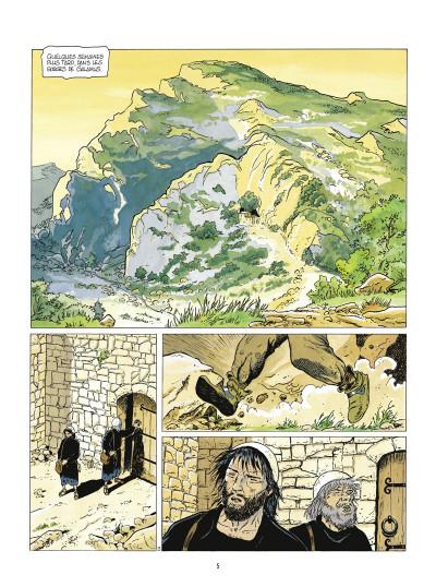 Page 3 mémoire de cendres - intégrale tome 1 à tome 5