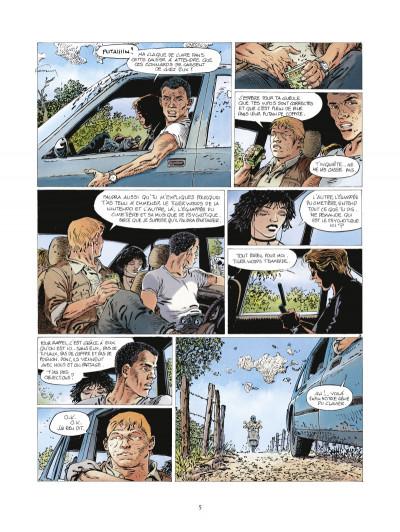 Page 3 une nuit de pleine lune