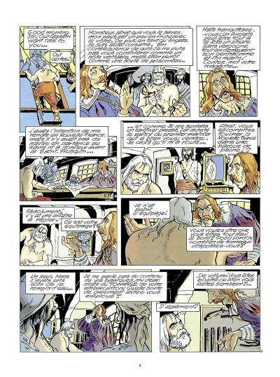 Page 2 coeur brûlé - intégrale tome 1 à tome 4