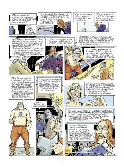 Page 3 coeur brûlé - intégrale tome 1 à tome 4